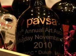 Annual PAVSA Art Auction